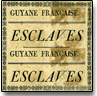 logo collection Esclaves de Guyane